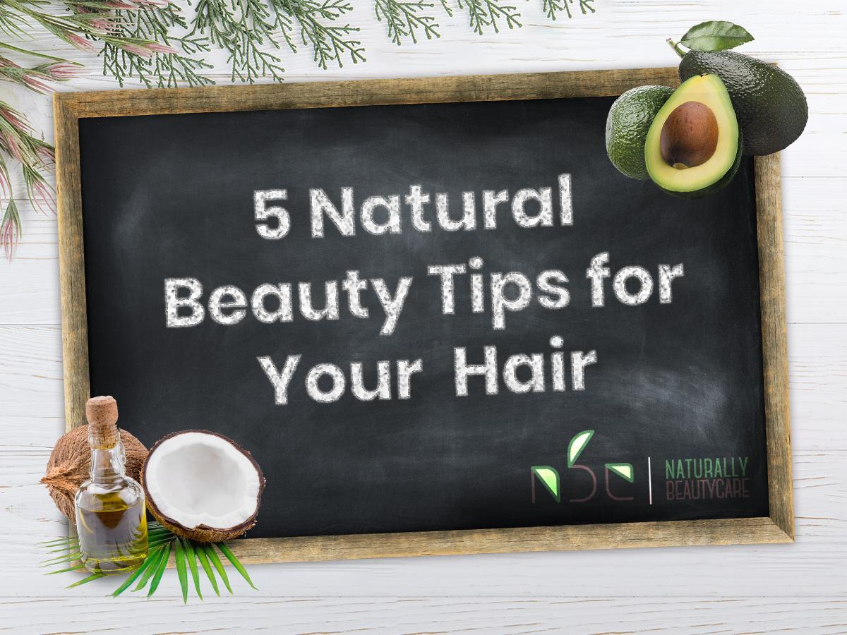 11 Natural Beauty Tips for your Hair [11]  Naturally Beauty Care
