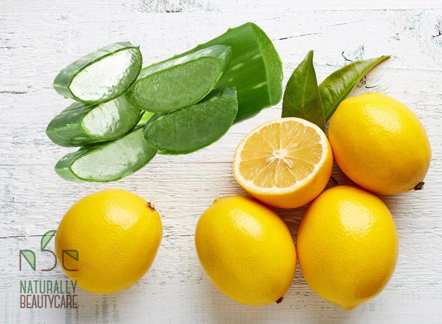 aloe-vera-and-lemons-natural-hair-mask