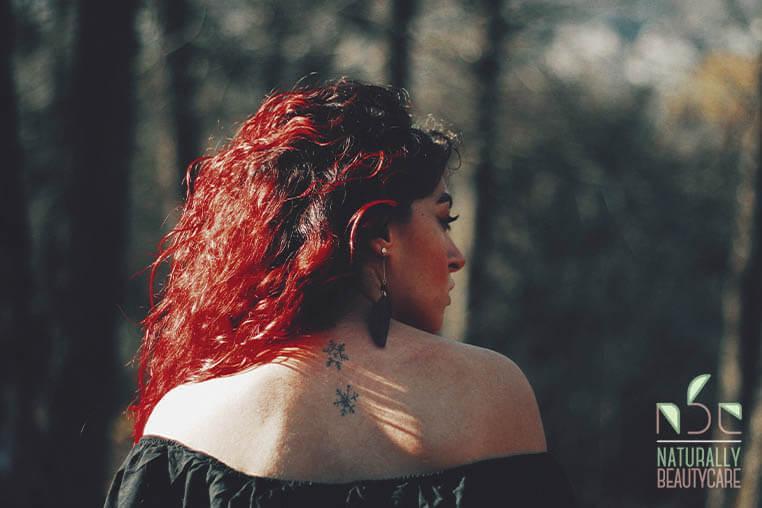 dyed-hair