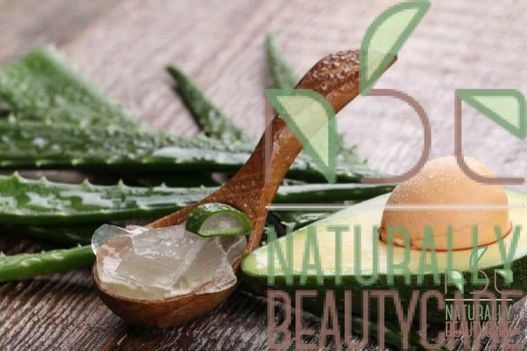 natural-sun-screen-for-hair-with-coconut-oil-avocado-and-aloe-vera