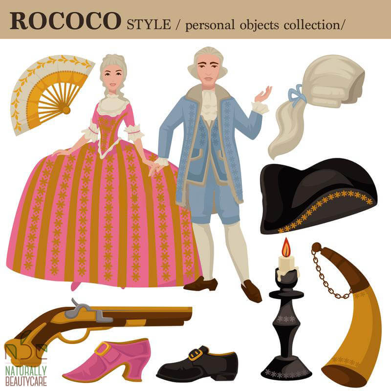 rococo-century-european-old-retro-fashion-style-man-woman-clothes-garments-personal-accessories