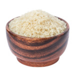 parboiled-rice-wooden-bowl-isolated-white